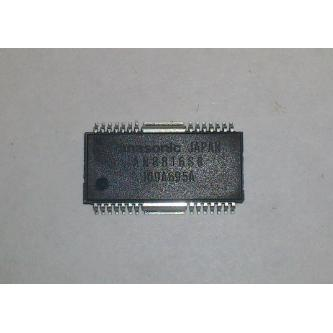 CD player motor control IC Image